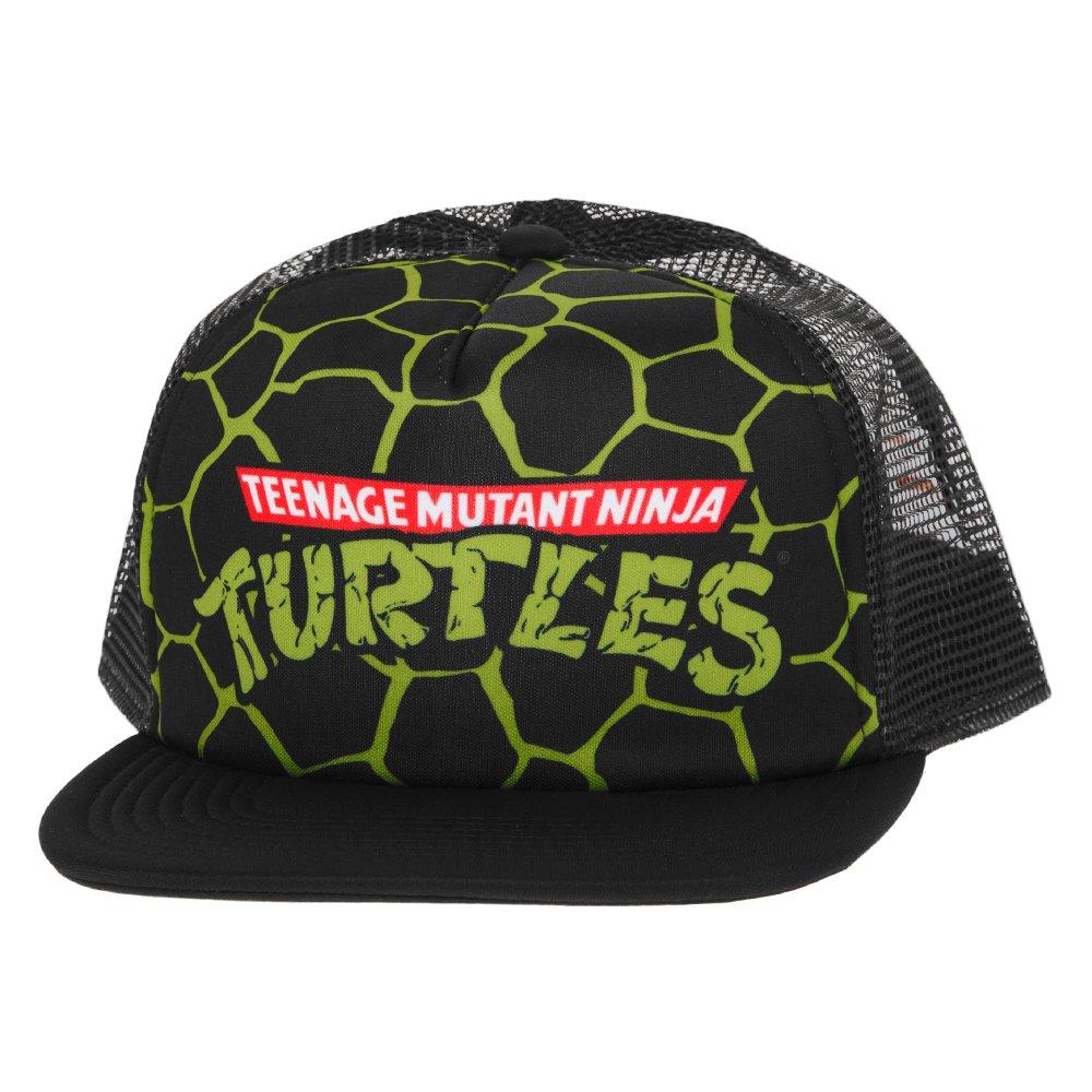 Amazon.com : Teenage Mutant Ninja Turtles Shell Logo Trucker ...