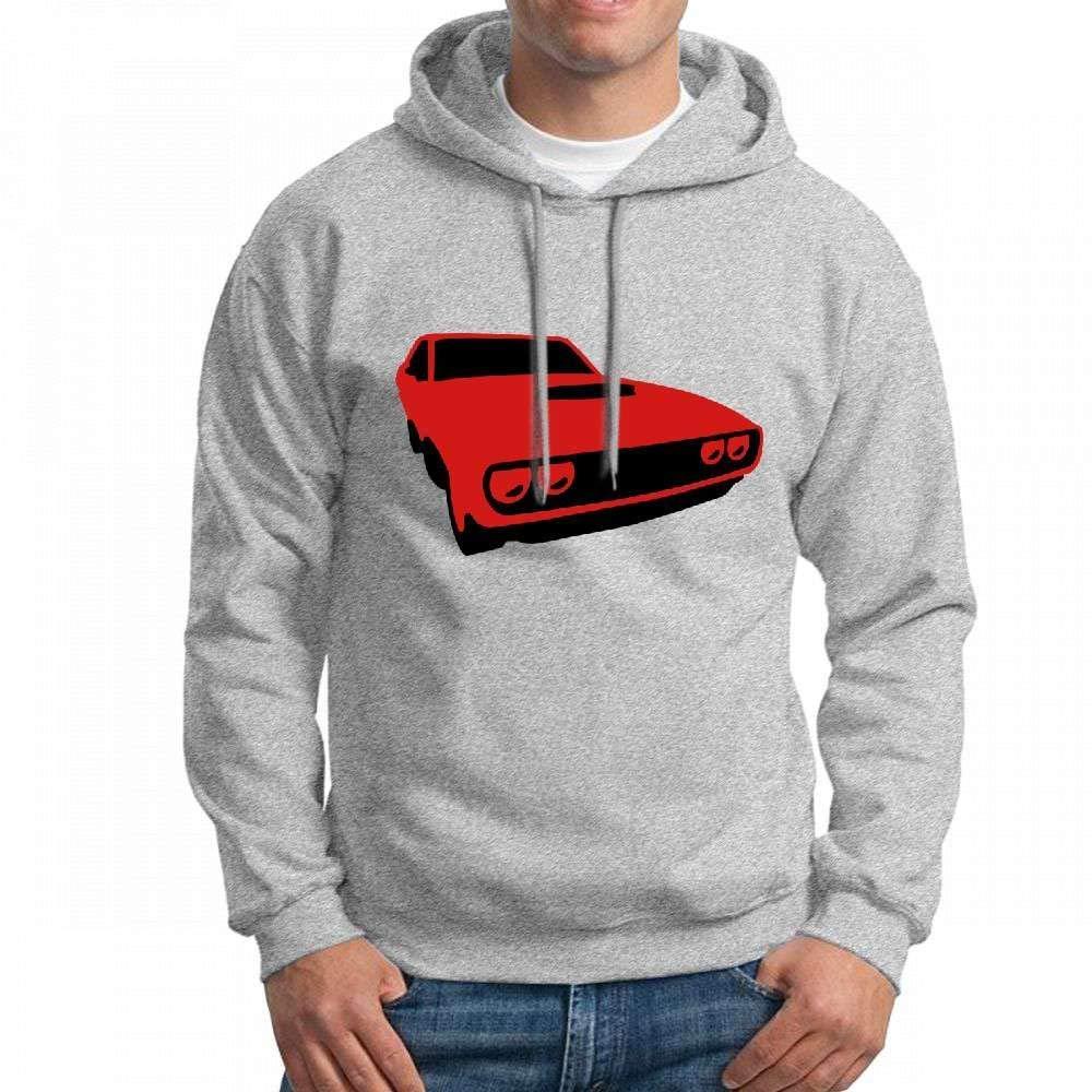Muscle Car Long Sleeve for Men Custom Hoodies Sweatshirt