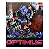 Transformers 3 the Grind Fleece Lightweight Fleece Throw Blanket