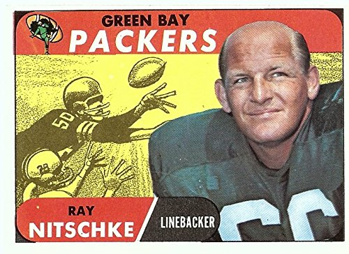 Ray Nitschke Green Bay Packers - 4