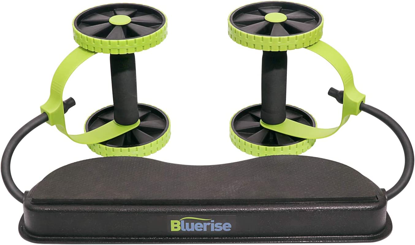 BRBLUERISE BLUERISE Multifunctional Abs Roller No Noise Ab Wheel Easy to Use Ab Roller Body Shaping Ab Roller Wheel for Core Workout Ab Workout Equipment : Sports & Outdoors