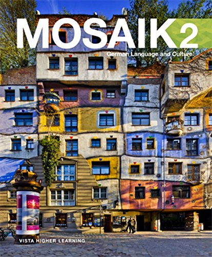 Read Online Mosaik 2018, Level 2, Student Textbook, eBook w/ Supersite Plus Code and Student Activities Manual pdf epub