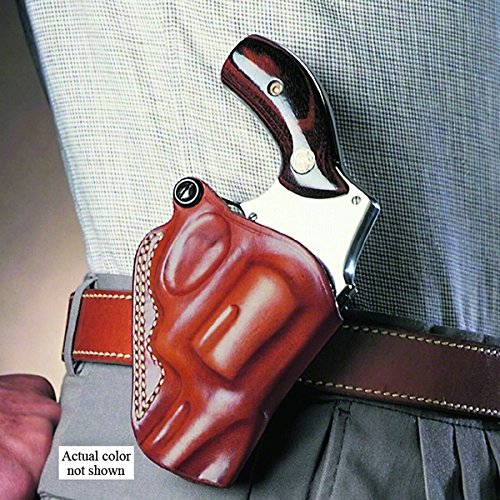Galco Speed Paddle Holster for Ruger SP101 2 1/4-Inch (Black, Right-hand)