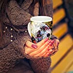 Westlake Art - Havanese Breed - 11oz Coffee Cup Mug - Abstract Artwork Home Office Birthday Christmas Gift - 11 Ounce (E0E3-C3B25) 7