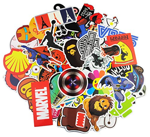 Review Love Sticker Pack 100-Pcs,Secret