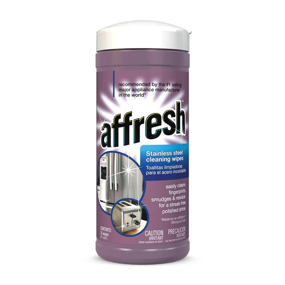 Amazon.com: Whirlpool W10355016 16-Ounce Affresh Stainless Steel Cleaner: Home Improvement