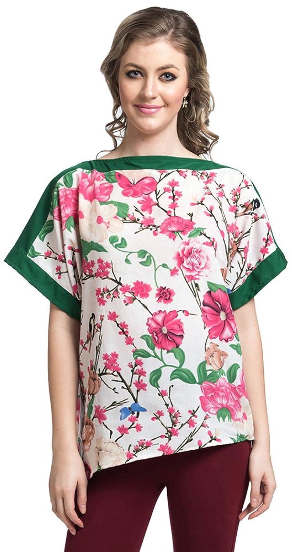 Uptownie Lite Women's Crepe Half Sleeve Top