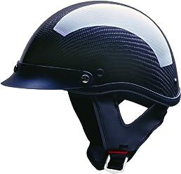 1b54ae01 HCI HCI 100 Half Helmet (Carbon Fiber, Large)