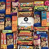 Care Package Ultimate Snack Pack Grab and Go for College students, Office, Lunch Boxes, Assorted Cookies, Chip, Bars & Candy Snacks