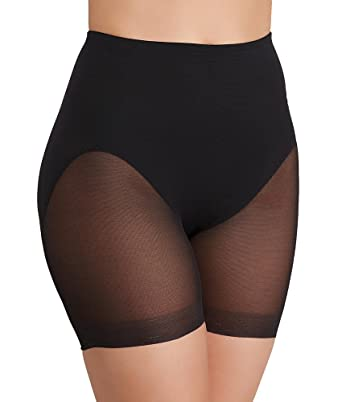 539894c9ae Miraclesuit Sexy Sheer Extra Firm Control Rear Lifting Boyshort at Amazon  Women s Clothing store