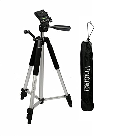 Buy Photron Tripod Stedy 450 With 45 Feet Pan Head Extra Quick