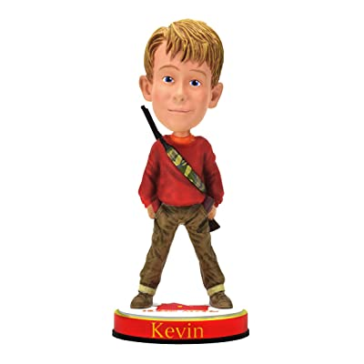 Home Alone Kevin McCallister Limited Edition Movie Bobblehead - Limited to Only 5,000 - Macaulay Culkin: Toys & Games
