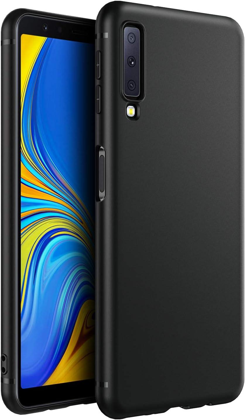 EasyAcc Funda para Samsung Galaxy A7 2018 Suave TPU Case ...