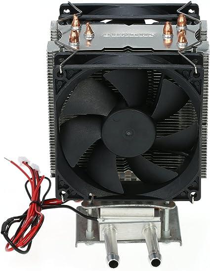 KKmoon Kit de semiconductores de refrigeración por Bricolaje 12V ...