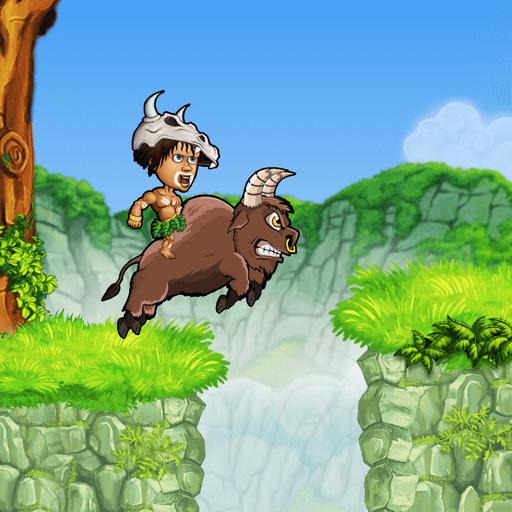Jungle Adventures 2 (Best Old Arcade Games)