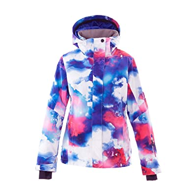 46f29cdf4c OLEK Waterproof Breathable Bright Color Ski Jacket Windproof Winter  Snowboarding jackets Mountaineering Snow Skiing Pants Set