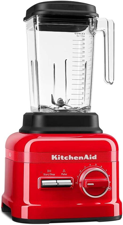 KitchenAid 5KSB6060H - Licuadora (2,6 L, Botones, palanca, 1,65 L ...