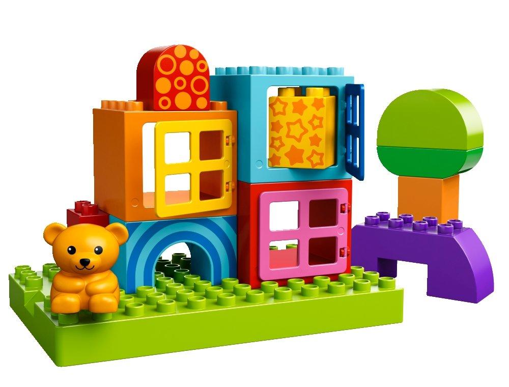LEGO - A1301371 - Briques - Premier Age - 16 Pièces - DUPLO ...