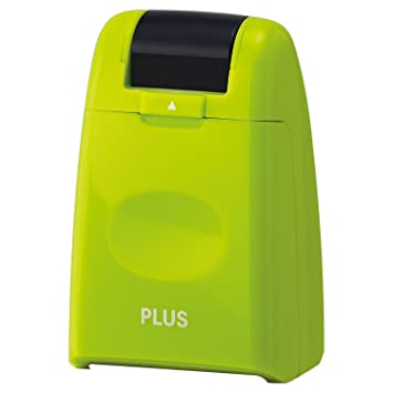 PLUS Kespon Guard Your Id Roller Stamp Green By Plus
