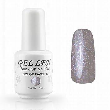 Gellen Brand Uv Led Gel Nail Polish Uv Gel Varnish Soak Off Color
