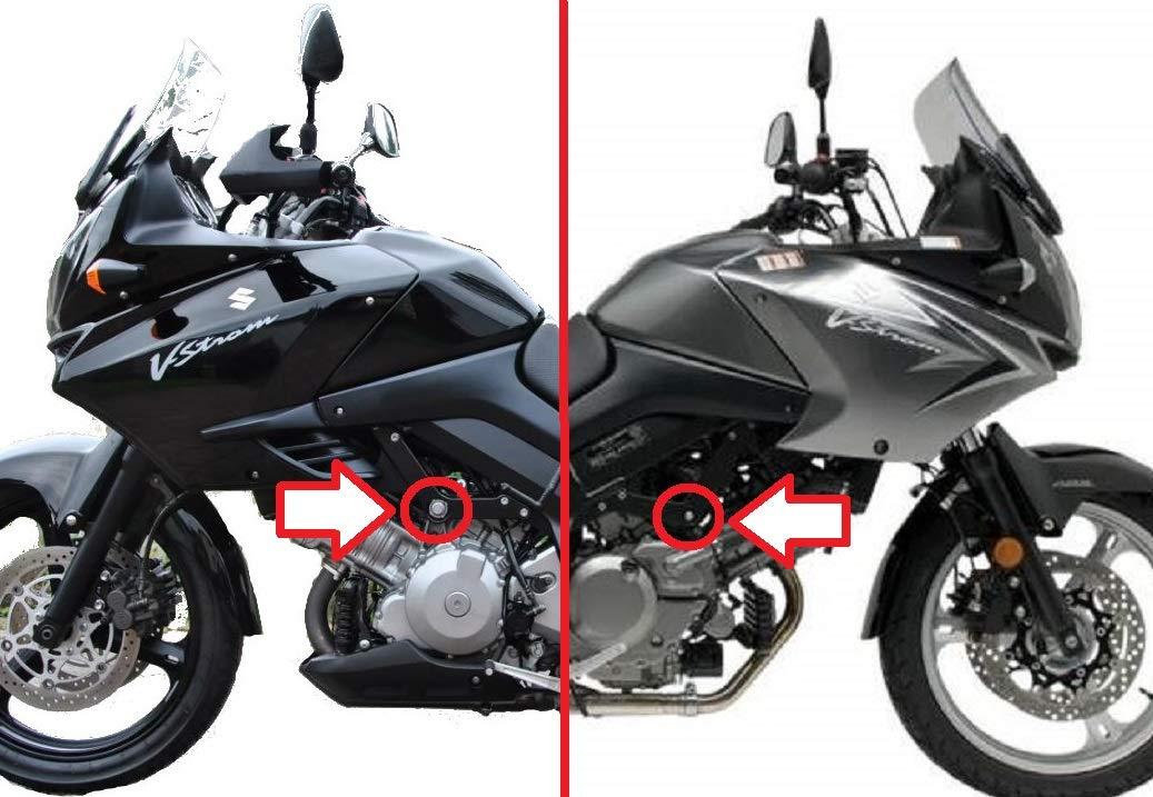 TOPES ANTICAIDA Crash Pads Protectors BOBBINS Suzuki DL 650 1000 V-Strom