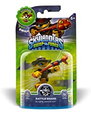Figura Skylanders Swap Force: Rattle Shake