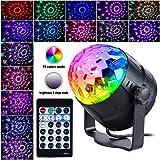Best Disco Lights - Aeegulle Disco Light Disco Ball Light Sound Activation Review