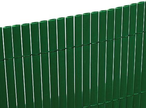 Arella doble canniccio PVC Plástico Vallas Jardín (300 x 150 cm): Amazon.es: Bricolaje y herramientas