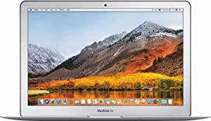 Apple MacBook Air 13in (2017 Newest Version) 1.8GHz Core i5 CPU, 8GB RAM, 128GB SSD (Renewed)