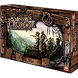 Robinson Crusoé: Aventurues sur l'île… [Edition en français/French Edition]