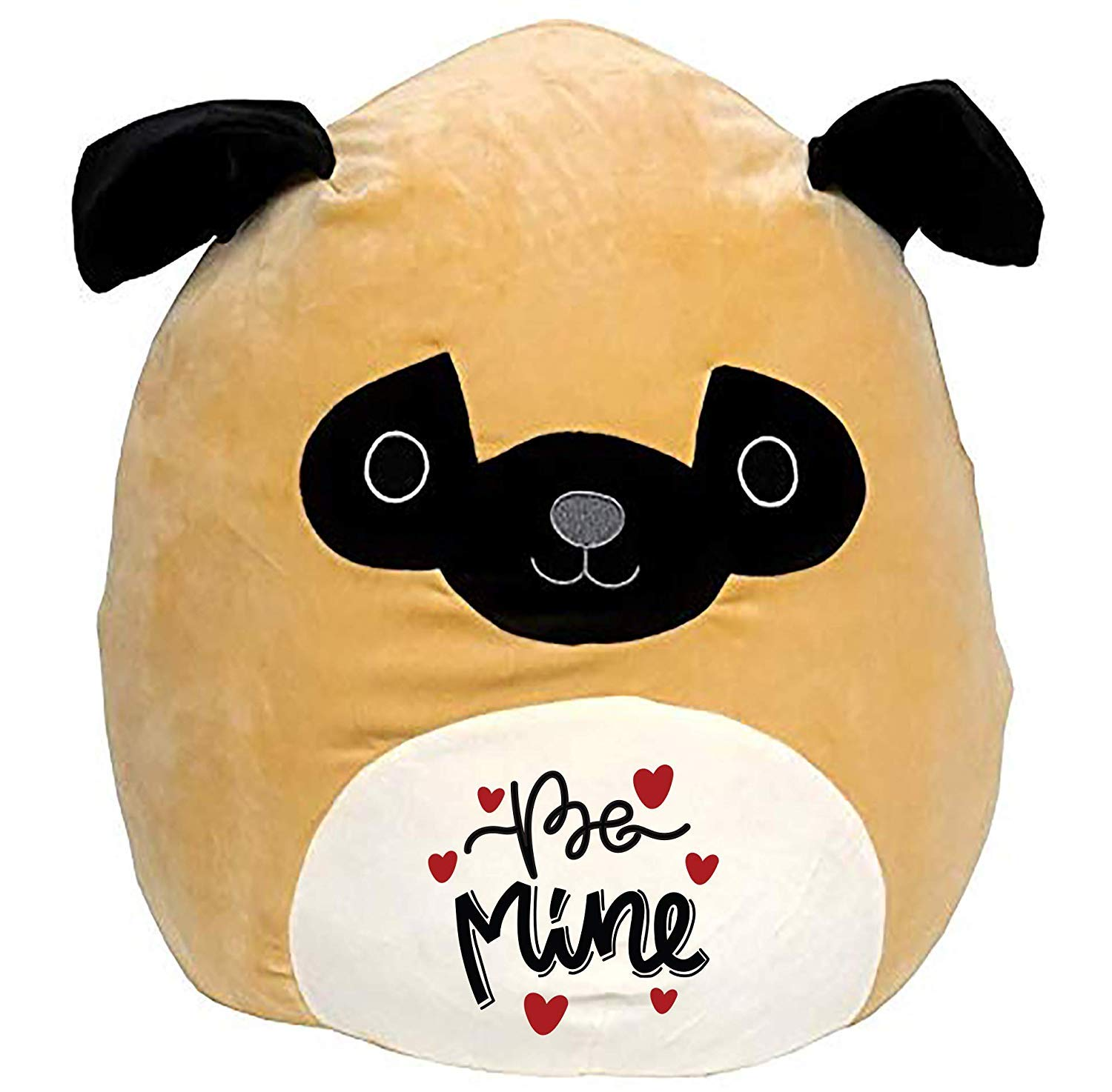 Squishmallow Limited Edition BE Mine Great for Anniversary or Proposal Original Kellytoy Happy Lovers Edition 13 Stuffed Animal Pet Pillow