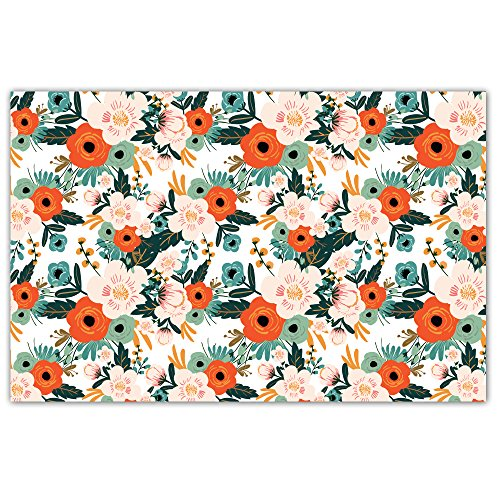 (Note Card Cafe Paper Placemats - 48 Count - 11