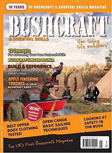 Bushcraft and survival skills: 10 concepts for advancing your own bush craft skills by [Sonny, Junior]