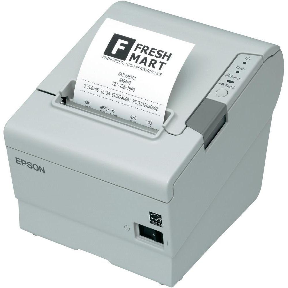 Epson TM-T88V (031): Serial, w/o PS, ECW - Terminal de punto de ...