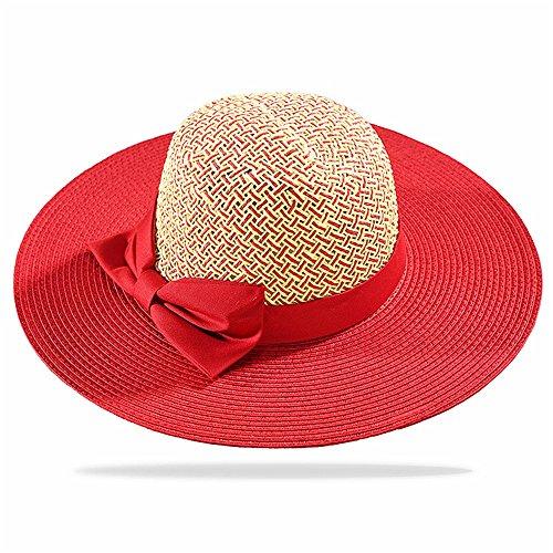 Souvenir Straw - Womens Straw Hat Spring and Summer Straw Hat Straw Hat Straw Hat Birthday Souvenir Hat. Beach Cap