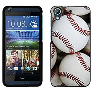 HTC Desire 626 Case, Snap On Cover by Trek Baseballs Case