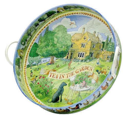 Matthew Rice Year in the Country Large Garden Tray