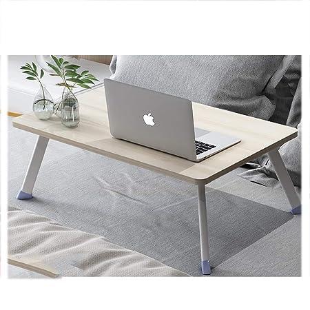 Mesa plegable portátil Cama Escritorio de computadora Escritorio ...