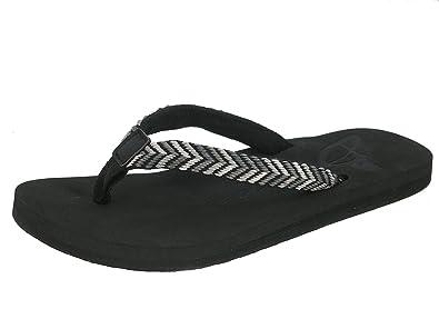 BEPPI Damen Badelatschen Strandschuhe Zehentrenner 36