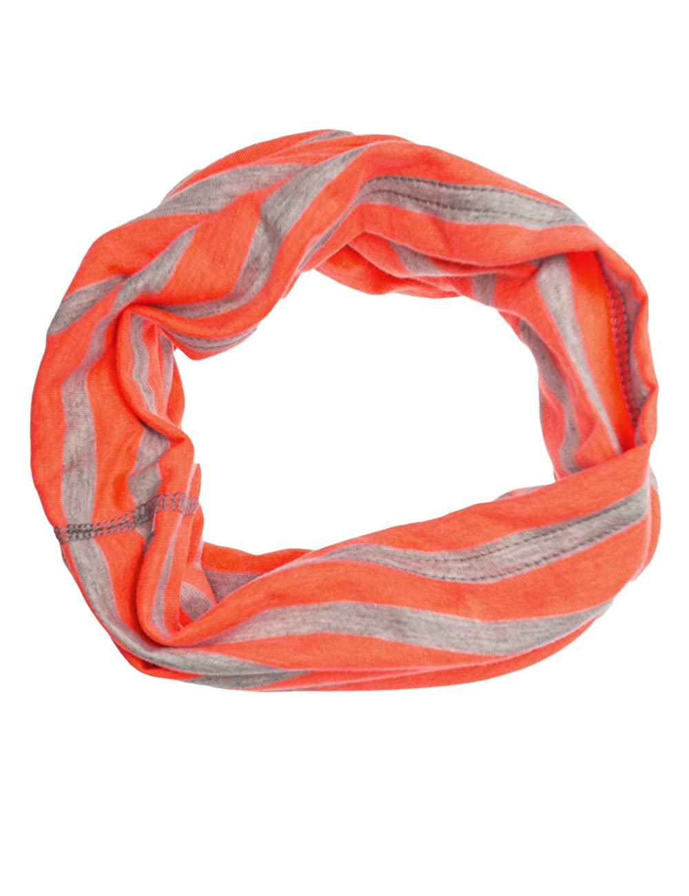 maximo Girls' Neckerchief Multicoloured Mehrfarbig (hellgrenadine/graumeliert 3905) 2 53607-007000