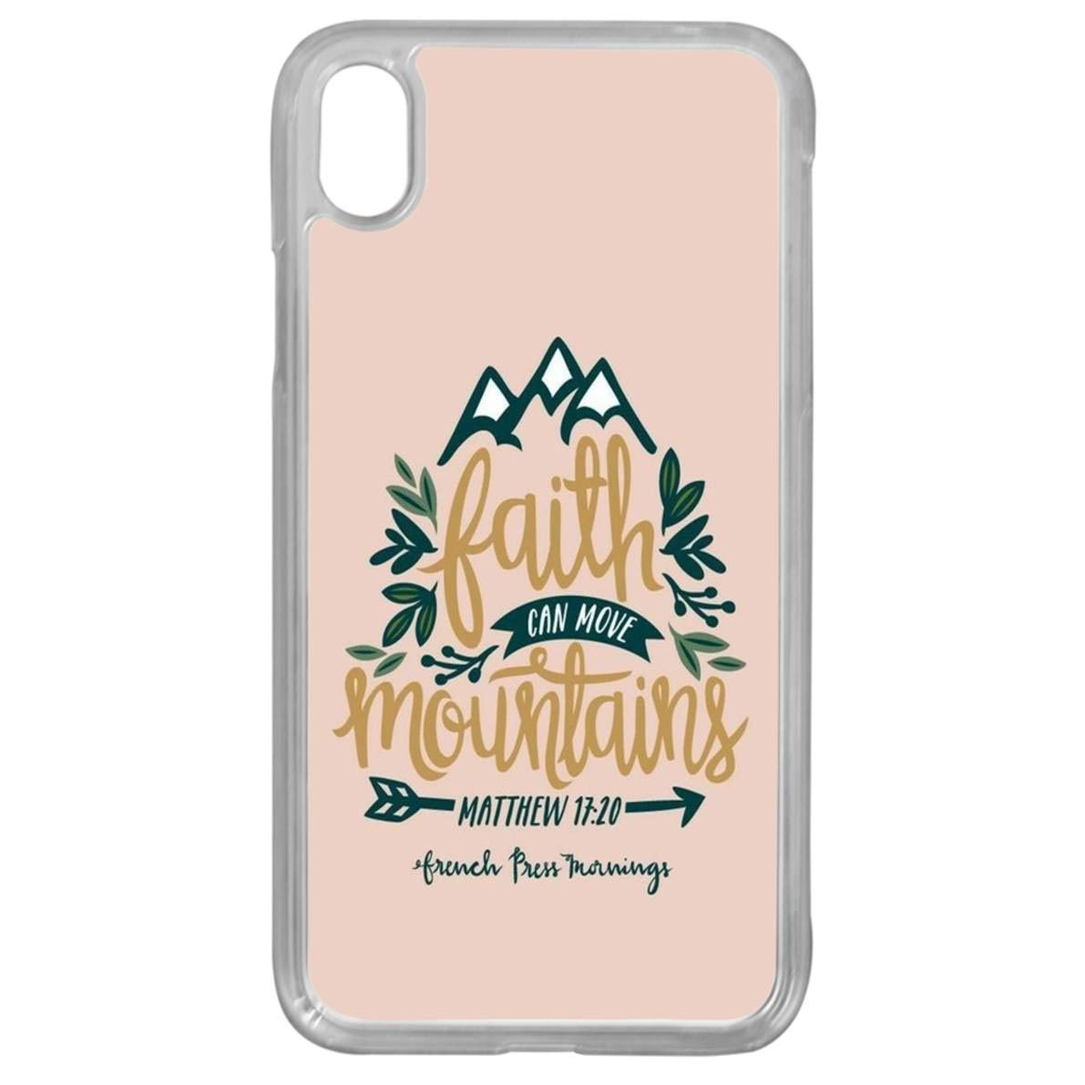 Amazon Iphone Xr Clear Caseiphone Xr Case Christian Quotes