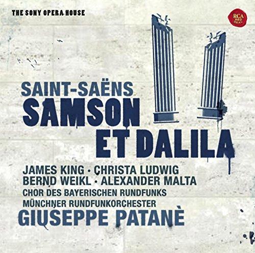 Saint-Saens: Samson Et Dalila (Et Saint Saens Dalila Samson)