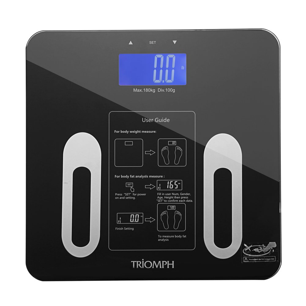 Digital BMI Body Fat Scale