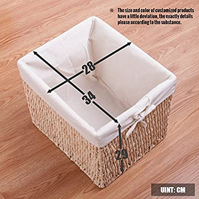 Phenomenal Btm 2 Seater Wooden Storage Bench Seagrass Wicker Storage Baskets In White 2 Drawers Cabinet Farmhouse Ocoug Best Dining Table And Chair Ideas Images Ocougorg