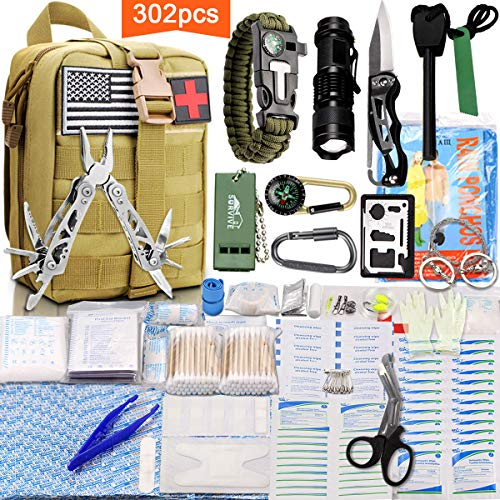 Scissors Clever Ems Flashlight Knife Tool Emt Case Bag Pouch Tactical Medical Fire Shear Molle Scissor Paramedic Holster Attach Emergent Rescue