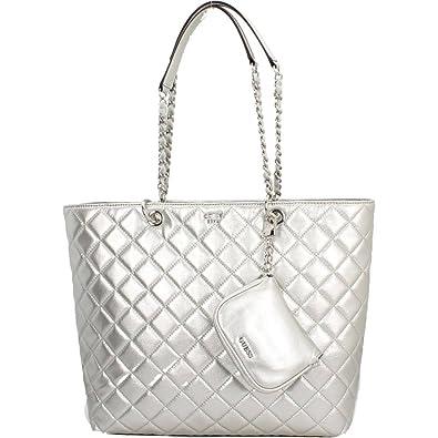 Guess Handtaschen Damen, Farbe Silber, Marca, Modelo Handtaschen ...