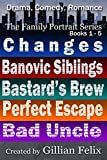 The Family Portrait Series Box Set: Books 1 - 5: Drama, Comedy, Romance
