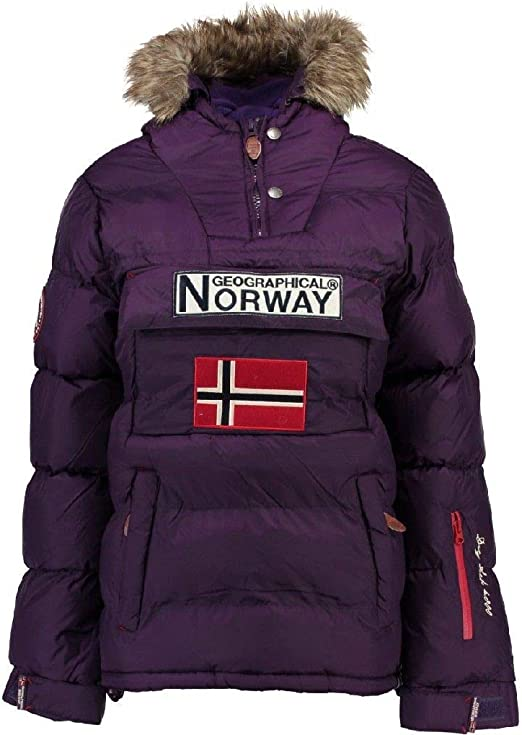 Geographical Norway Giacca Donna Anson
