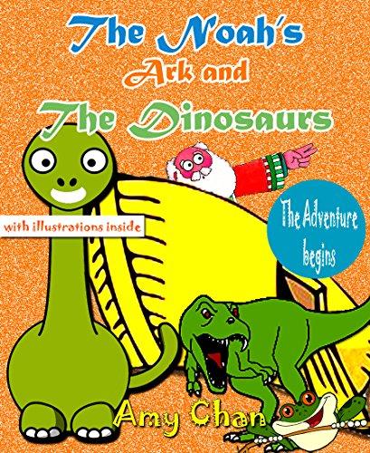 The Noah's Ark and The Dinosaurs: The Adventure (Dinosaur Noahs Ark)