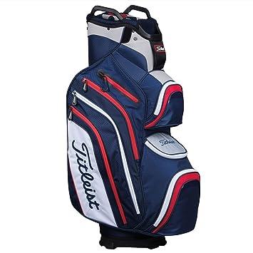 TITLEIST Deluxe Bolsa para Carro de Golf, Unisex Adulto ...
